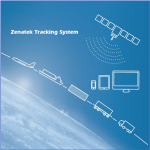 Pharmaceutical shipping container management with Zenatek ZTS