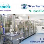 Skyepharma brings advanced packaging solutions to Pharmapack Europe