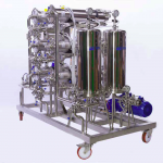 BEA Technologies MAGNEXFLO automatic filtration system
