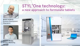 Medelpharm celebrates success for STYL'One webinar on accelerated formulation development