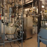 HAPILA extends production capacity by installation of a pilot plant for BTZ043 anti-TB agent