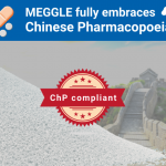 MEGGLE fully embraces Chinese Pharmacopoeia