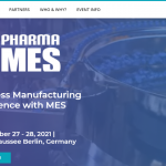 Körber is now lead event partner for Pharma MES 2021 event