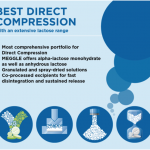 MEGGLE lactose-based excipients for direct compression (DC) tableting