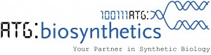 ATG:biosynthetics GmbH Logo