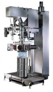 Contamination Free Filling And Emptying Drum Containment