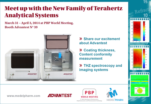 Advantest Terahertz Analytical Systems