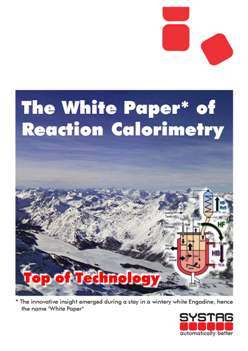 White Paper - Reaction Calorimetry