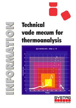 White Paper - SYSTAG's vade mecum for thermoanalysis