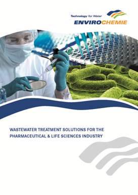 Wastewater Treatment Solutions for the Pharmaceutical & Life Sciences Industry