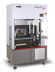 Economical production of micro to small batches, and ideal for Late Stage Customization of blisters