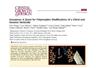 White Paper - Imazamox A Quest for Polymorphic Modifications of a Chiral and Racemic Herbicide