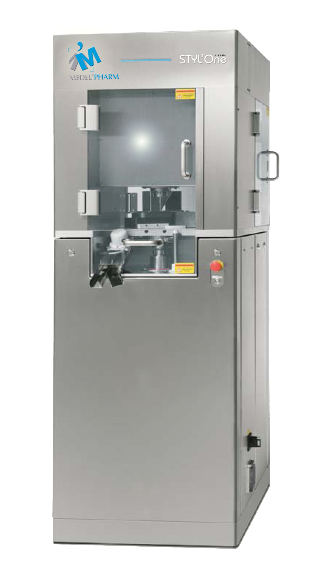 STYL'One Classic – R&D, Powder Characterization and Scale-up Tableting Machine