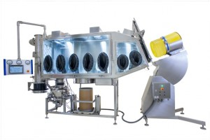 Dec Isocharge: safe powder handling with maximum containment from drums and bags