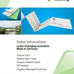 Eukerdruck to Showcase their Innovative Packaging Inventions at Pharmapack