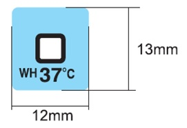 Irreversible Warm High Temperature Indicators from IntroTech