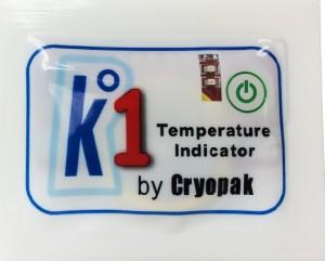 K1 Temperature Indicator