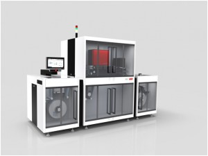 Premiering at Achema: Hapa 862, the modular UV DOD foil and label printing system