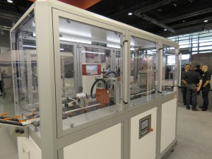 Hapa's new BFS Unit allows direct printing on blow fill seal containers