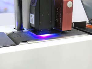 Hapa's redcube inkjet printer solution for direct printing with UV DOD technology