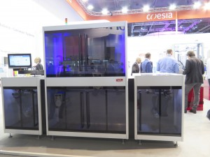 Premiering at ACHEMA 2015, the new Hapa 862 revolutionary modular and scalable printing solution