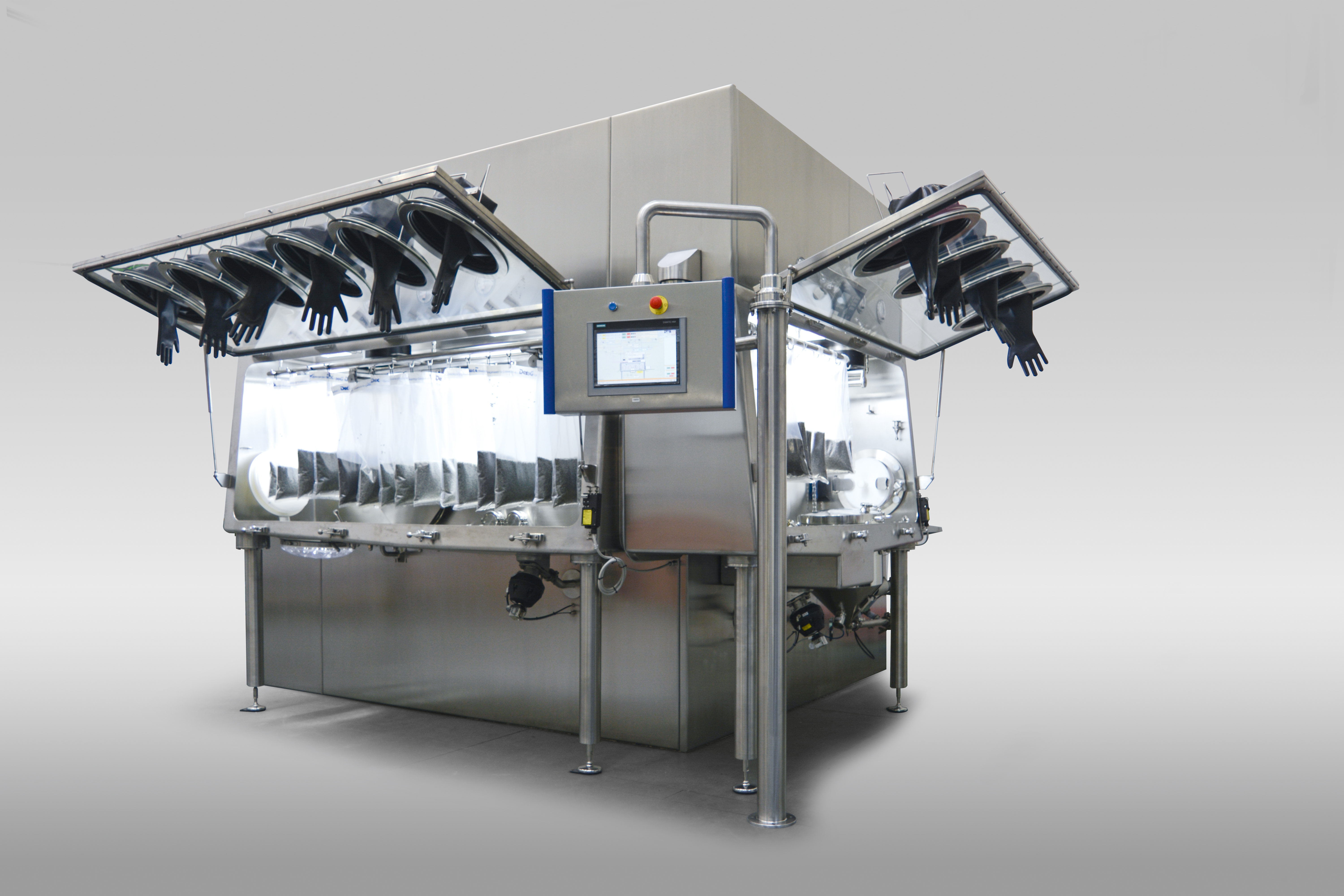 Dec Group brings high containment process solutions to HPAPI