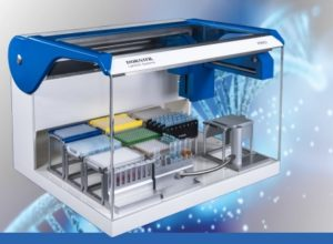 DORNIER LTS PIRO® personal pipetting robot: benchtop automated liquid handling