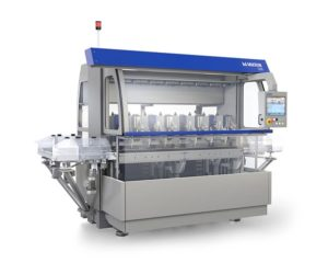 Mikron Automation G05™ twin process module for medical device assembly