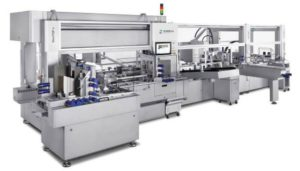 Dividella NeoTOP x TOPLoading cartoning system