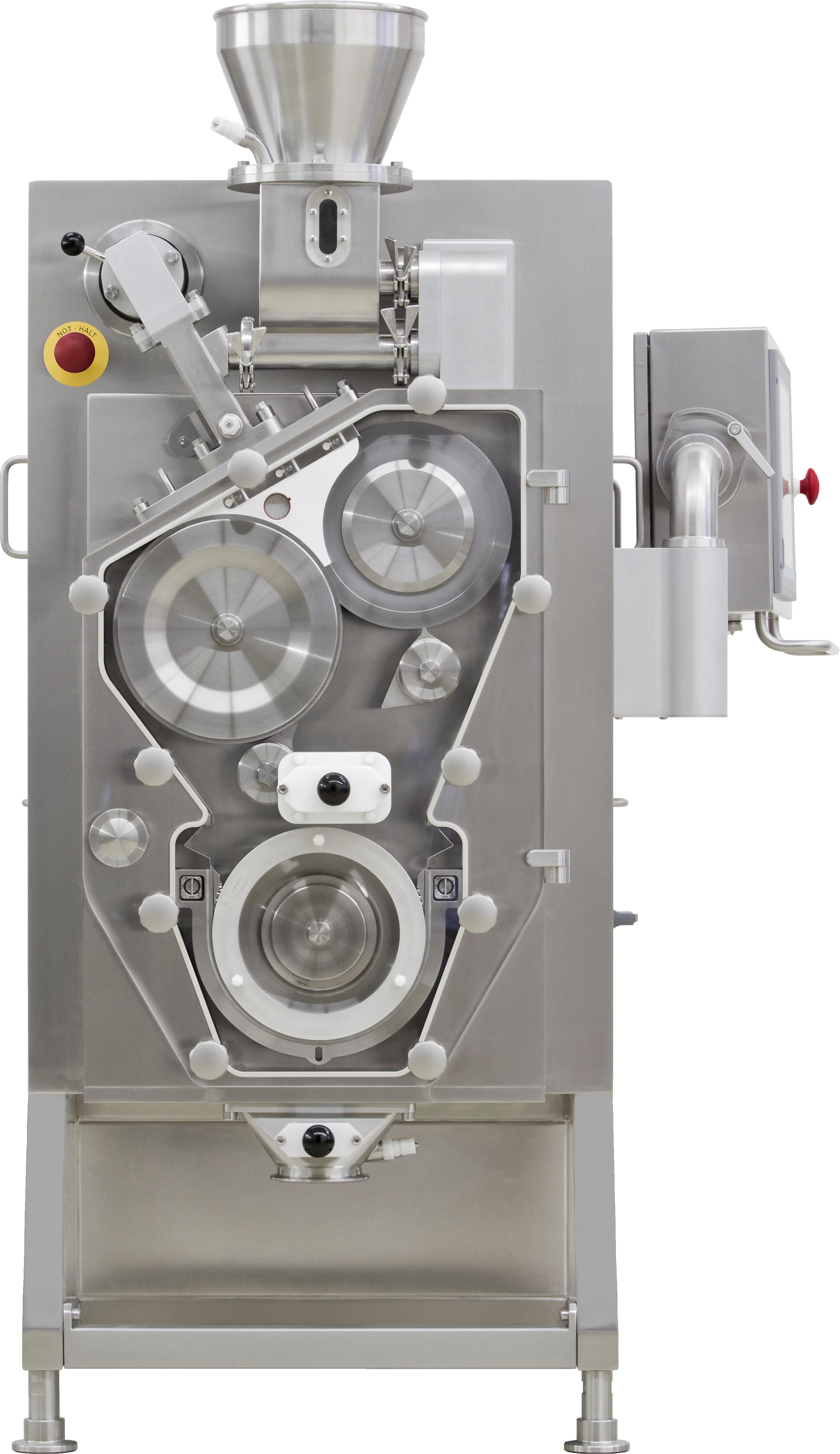 Pharma roller compactors – Gerteis