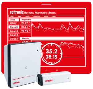 The RMS range comprises a wide choice of modules and input devices