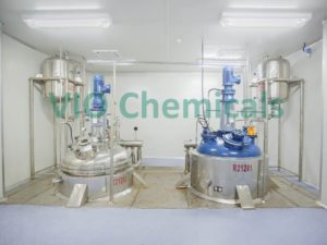 R20201: 2000L glass lined reactor, to perform recrystallization reaction  R21202: 2000L stainless-steel reactor , to perform recrystallization reaction