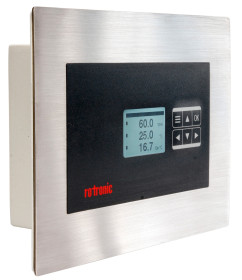 CRP1 – Humidity and Temperature measurements in clean rooms.