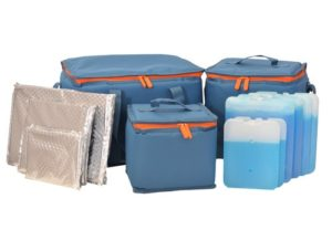 Sofrigam Initial cooling bags come in a range of sizes and formats.