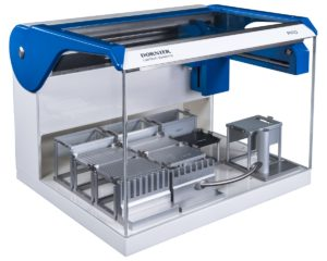 DORNIER LabTech Systems PIRO® personal pipetting robot configured for PCR applications