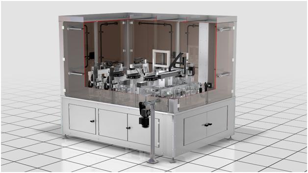 Bottelpack System Expansion Equipment