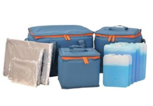 Sofrigam provides a range of Insulated and refrigerated bags for transporting insulin