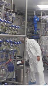 Biosynth cGMP manufacturing facilities
