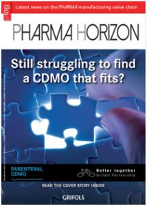 Current issue of Pharma Horizon magazine