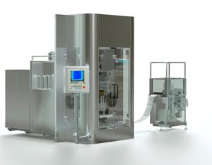 Rommelag Engineering Bottelpack bp434 aseptic filling machine