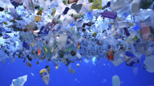 Some 16 billion tonnes of plastics go into the world's oceans every year