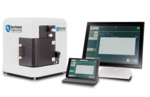 Lasercube: a benchtop instrument designed for performing the Headspace Gas Analysis (HGA) of sterile pharmaceutical containers