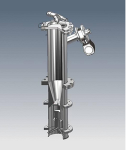 Dec's PTS/DosiValve: ultra-precise conveying/dosing with high containment for difficult products