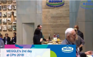 Pharmaceutical excipient development experts MEGGLE show best moments from CPhI Madrid 2018