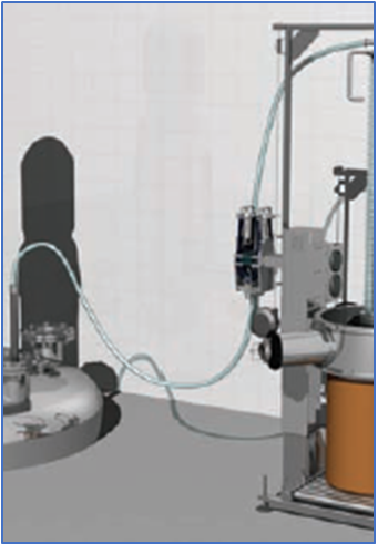 Continuous Powder Dosing With Dec Pfl Powderflex And