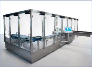 HOF smartVTS robotic vial transfer system