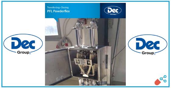 Conveying And Dosing Powders Pfl Powderflex
