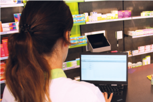 Pharmacieplus stores across Switzerland are able to securely connect to central Rotronic RMS software for remote storage temperature monitoring and alerts.
