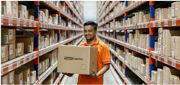 Rotronic RMS 'live monitoring' protects pharma stock at international logistics operation