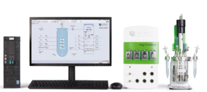 V-Control provides an accessible and low footprint labscale solution